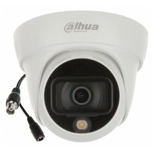 Камера видеонаблюдения Dahua DH-HAC-HDW1409TLP-A-LED-0360B белый камера видеонаблюдения dahua dh hac hfw1409tp a led 0360b 1440p 3 6 мм белый