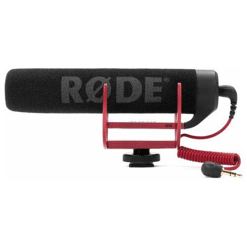 Фото - Накамерный микрофон RODE VideoMic GO микрофон rode lavalier go white