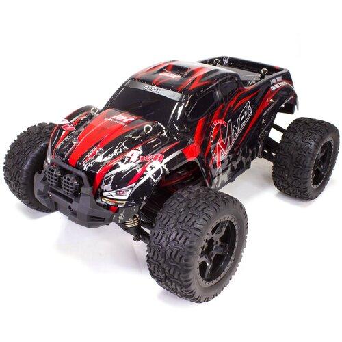 Купить Радиоуправляемая машинка монстр Remo Hobby RH1031PRO-RED 4WD RTR масштаб 1:10 2.4G, Радиоуправляемые игрушки