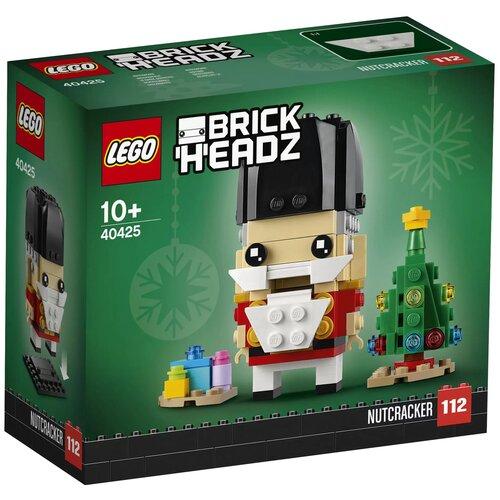 Конструктор LEGO BrickHeadz 40425 Щелкунчик