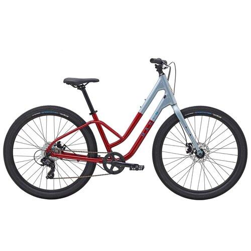 Городской велосипед MARIN Stinson 1 ST 27,5 (2021)(19 / темно-бордовый/19) marin