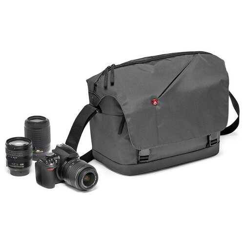 Фото - Сумка Manfrotto NX Messenger v2, серый вечерняя сумка ls5560 women handbag messenger bags 2014 new shoulder clutch evening bags