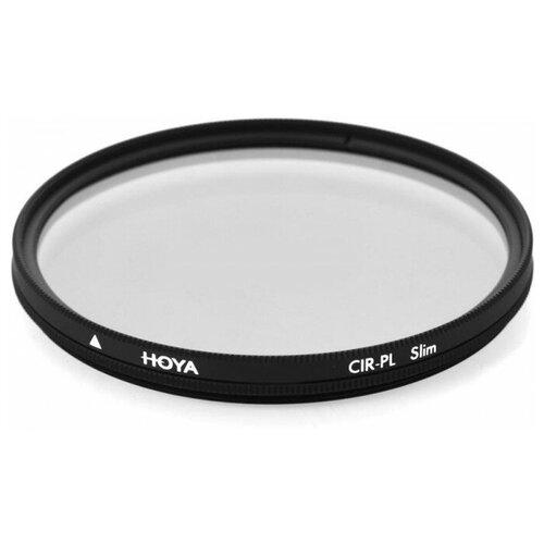 Светофильтр Hoya PL-CIR tec slim 62 мм (серая упаковка)
