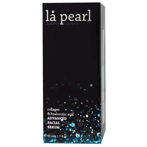 Сыворотка для лица `SEA OF SPA` `LA PEARL` с коллагеном и гиалуроновой кислотой 50 мл сыворотка для лица sea of spa sea of spa se047lwdjgx6