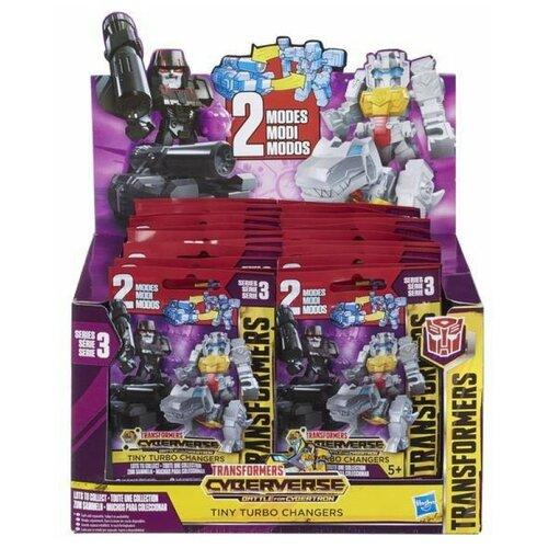 Трансформер Hasbro Transformers, Турбо, Мини-Титаны (E4485eu6) hasbro мини понг e3112