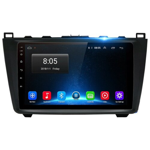 Фото - Штатная магнитола Mazda 3 (2010-2013) Junsun (4/64G) 8-ЯДЕР 4G Android 10 штатная магнитола wide media wm vs7a706 oc 2 32 rp 11 354 70 для fiat ducato iii 2006 2013 ducato iv 2013 2018 android 8 0 камера заднего вида в подарок