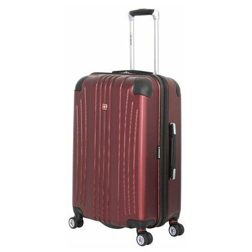 Чемодан средний Ridge + сумка в подарок WENGER 6171121165.pod