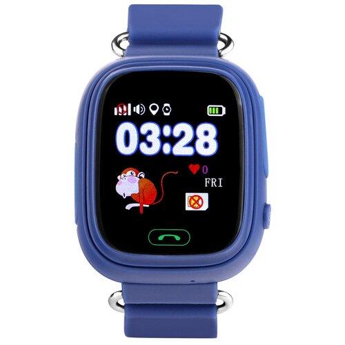 Детские умные часы Aspect Baby Watch Q90 фиолетовые