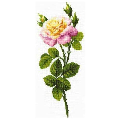 Купить Риолис Набор для вышивания Дивный цветок 20 x 50 см (1331), Наборы для вышивания