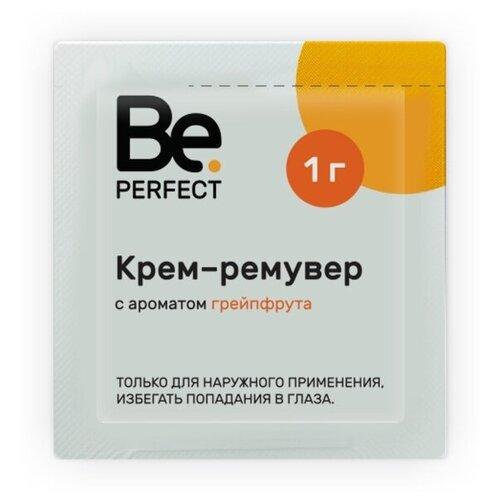 Купить Be Perfect Крем-ремувер с ароматом грейпфрута, 3 г, BePerfect