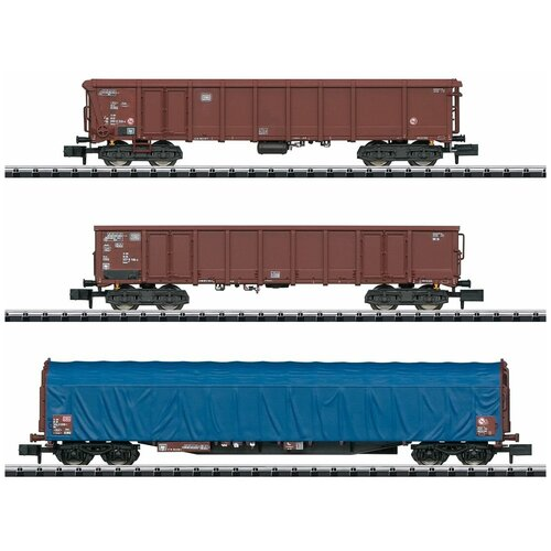 Набор грузовых вагонов, Trix T15869