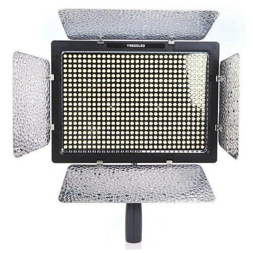 Фото - Светодиодный осветитель Yongnuo YN-600 L LED 3200-5500K накамерный свет светодиодный yongnuo yn 216 3200 5500