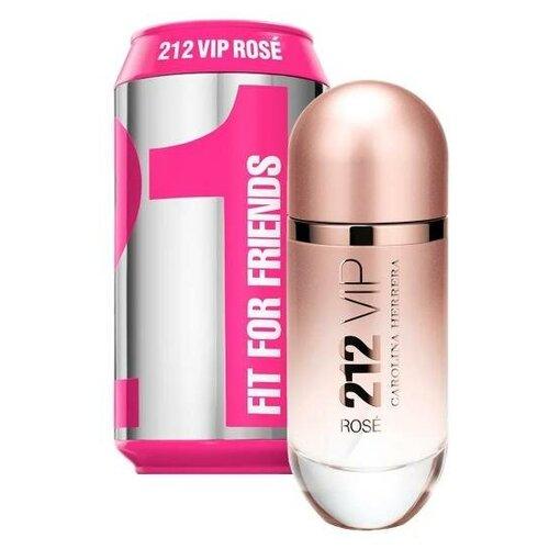 Купить Туалетные духи (eau de parfum) Carolina Herrera woman 212 Vip Rose Fit For Friends Туалетные духи 80 мл.