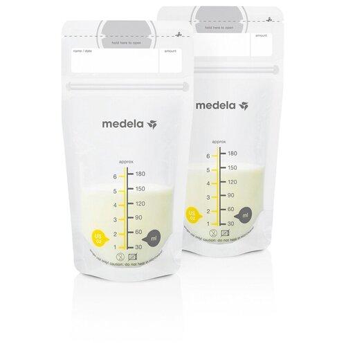 Medela Пакеты одноразовые Medela для заморозки грудного молока, 25шт.