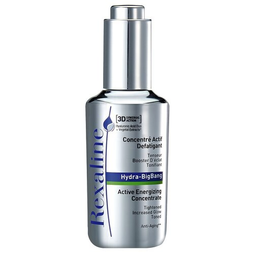 Rexaline 3D Hydra Активная энергетическая сыворотка, 30 мл rexaline 3d hydra dose hyper hydrating rejuvenating cream