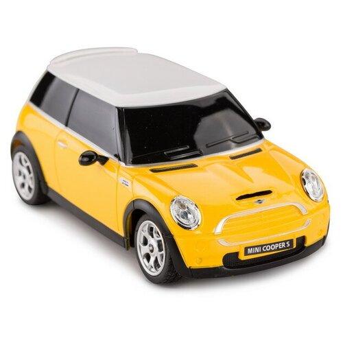 Купить Машина р/у 1:24 MINI, цвет жёлтый 27MHZ, Rastar, Радиоуправляемые игрушки