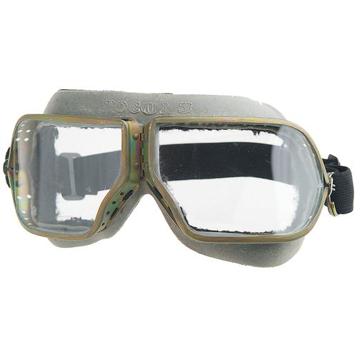 Очки РОСОМЗ ЗП1 Patriot (30110) бесцветный/серый