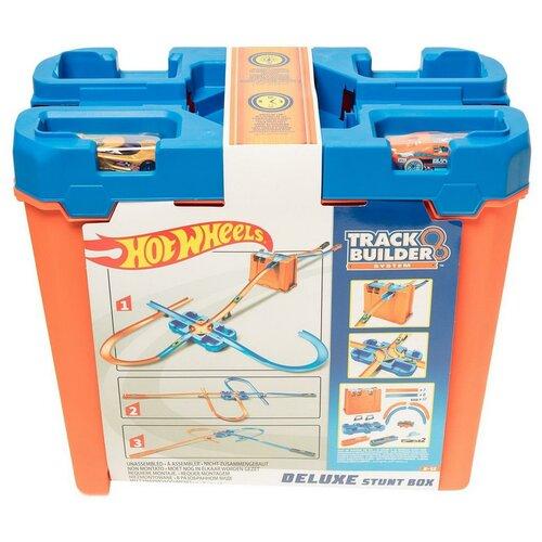 набор игровой mattel hot wheels мертвая петля Игровой набор Mattel Hot Wheels Конструктор трасс Премиальный трюковой набор