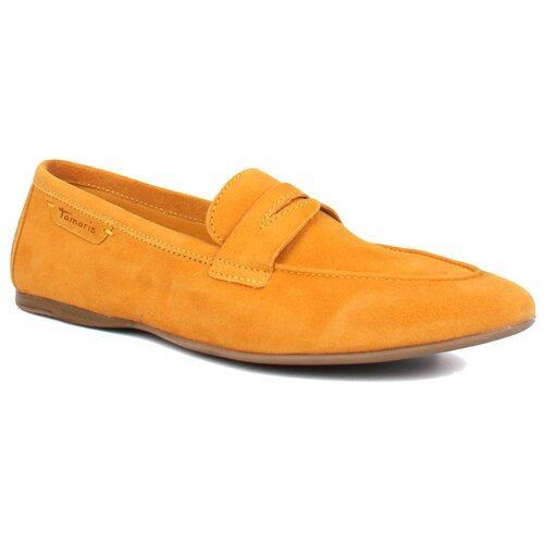 лоферы tamaris Лоферы Tamaris , размер 41 , оранжевый
