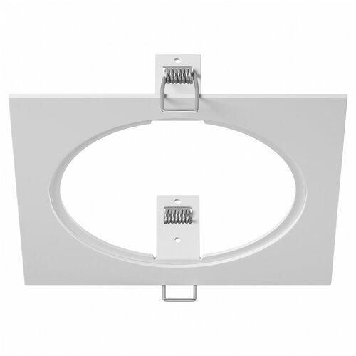 Декоративная рамка Lightstar Intero 111 Quadro 217816 / 217817 / 217819 на 1 светильник белый