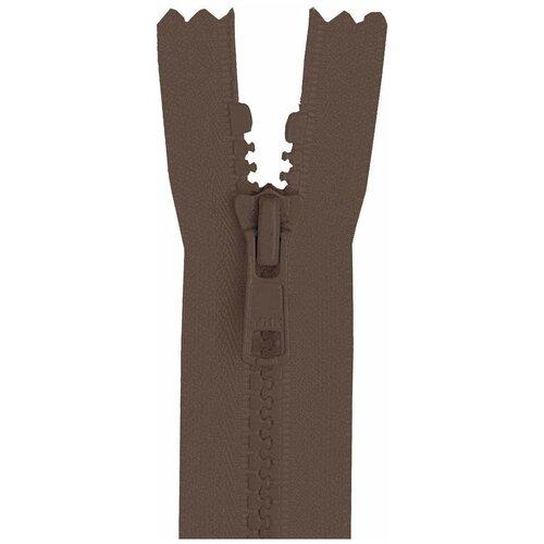 YKK Молния 4335956/60, 60 см, табак/табак