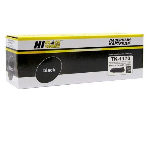 Тонер-картридж Hi-Black (HB-TK-1170) для Kyocera M2040dn/M2540dn, 7,2K, с чипом