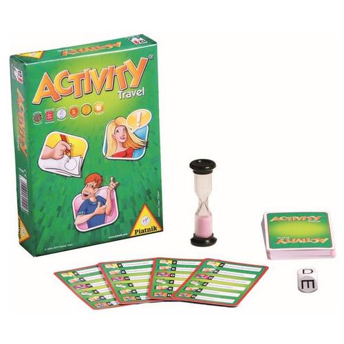 Настольная игра Activity «Тревел» (компактная версия)