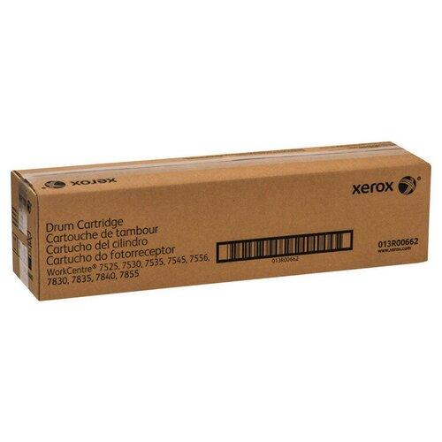 Фото - Драм-картридж Xerox 013R00662 чер. для WC7525/7535 (фотобарабан) xerox драм картридж xerox c75