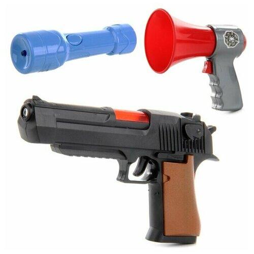 Фото - Набор полицейского Veld co 106117 сумка игрушечное оружие veld co набор полицейского 82550