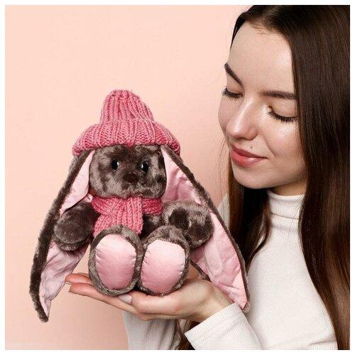 Зайки Li&Lu Мягкая игрушка «Зимняя Li»