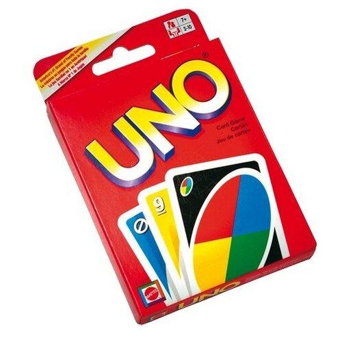 Настольная игра Mattel Уно (Uno) Mattel