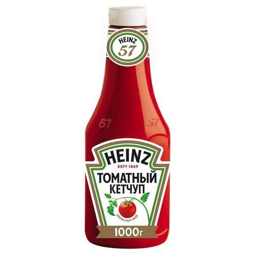 Фото - Кетчуп Heinz Томатный бут., 1кг кетчуп томатный heinz чеснок и пряности