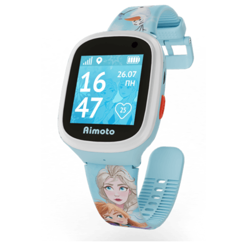 Умные часы Knopka Disney «Холодное сердце» Cyan (9302211)