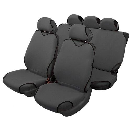 Чехлы-майки для автомобильных сидений AceStyle (серый)