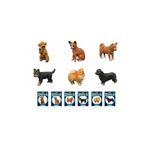 Фигурка Собака Наша Игрушка 200247835 фигурка наша игрушка динозавр 66005