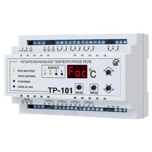 Реле контроля напряжения Новатек-Электро ТР-101