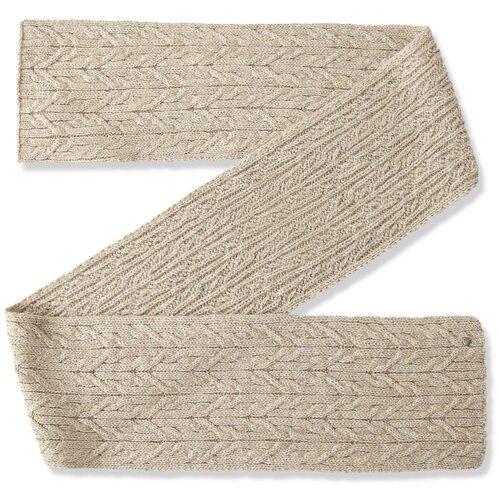 Шарф женский Finn Flare, цвет: молочный A20-12159_705, размер: Единый шарф женский finn flare цвет молочный a20 11147 711 размер единый