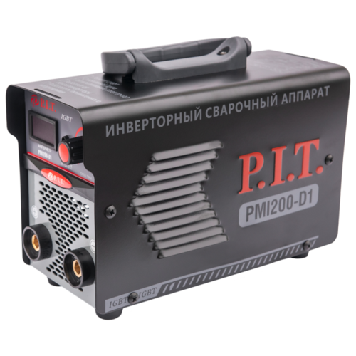 P.I.T. Сварочный инвертор PMI200-D1 IGBT