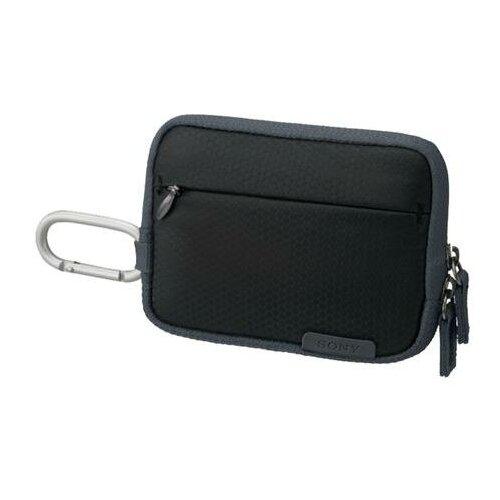 Чехол для фотокамеры Sony LCS-TWH Black для аппаратов серий G/ J/ S/ T/ TF/ TX/ W/ WX черный (LCSTWH.AE)