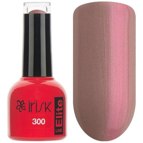 Гель-лак для ногтей Irisk Professional Elite Line, 10 мл, 300 гель лак для ногтей irisk professional elite line 10 мл 306