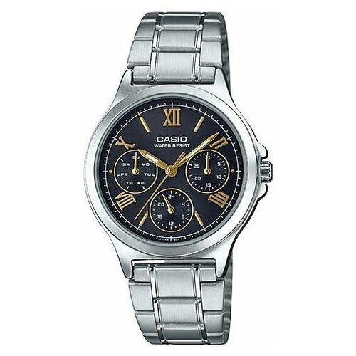 Casio Женские наручные часы Casio LTP-V300D-1A2 наручные часы casio ltp 1215a 1a2