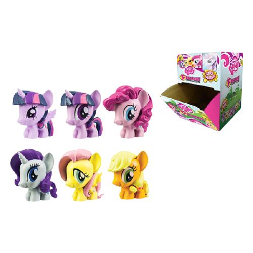 Пони Мялка My Little Pony в капсуле 35 штук my little pony movie мерцание пони в волшебных платьях