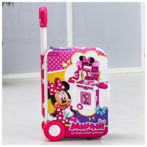 Фото - Набор доктора Disney Минни, в чемоданчике disney игрушка минни