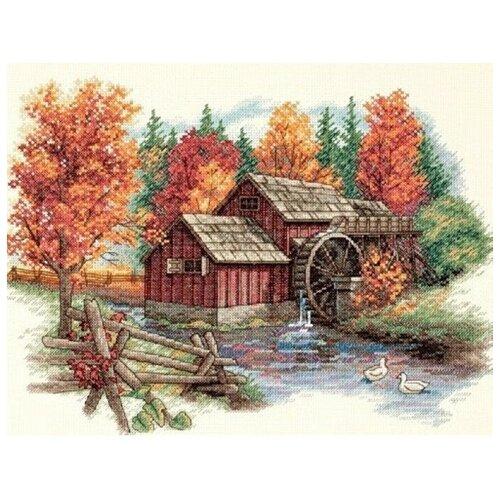 Dimensions Glory Of Autumn (Осенняя мельница).35199
