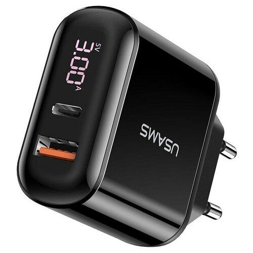 Зарядное устройство Usams US-CC085 T23 18W