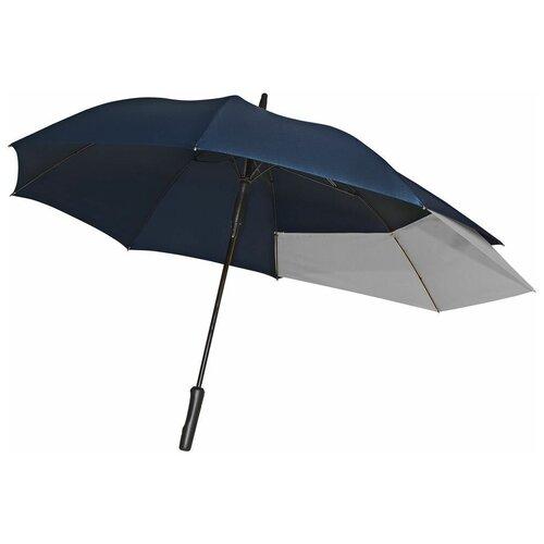 Фото - Зонт-трость Fiber Move AC мужской зонт трость doppler артикул 71963dmas спицы из фибергласа купол 130 см вес 350 грамм