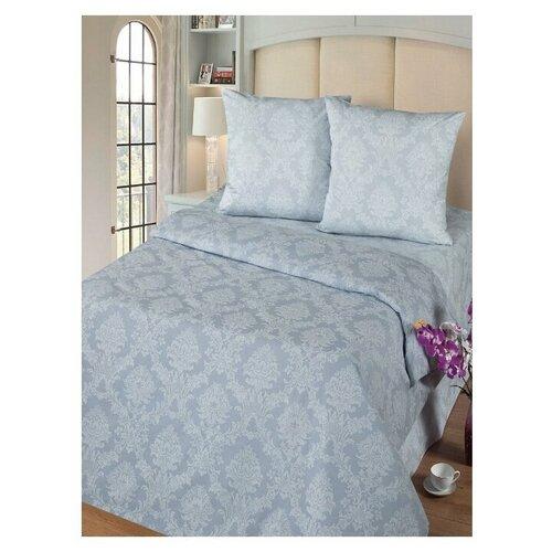 Комплект постельного белья Миланика, Диамант Жаккард, семейный, тип ткани поплин, состав: хлопок 100%.