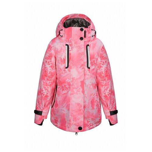 Купить Куртка Oldos размер 122, розовый, Куртки и пуховики
