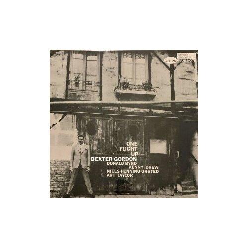 Виниловые пластинки, Blue Note, DEXTER GORDON - One Flight Up (LP)