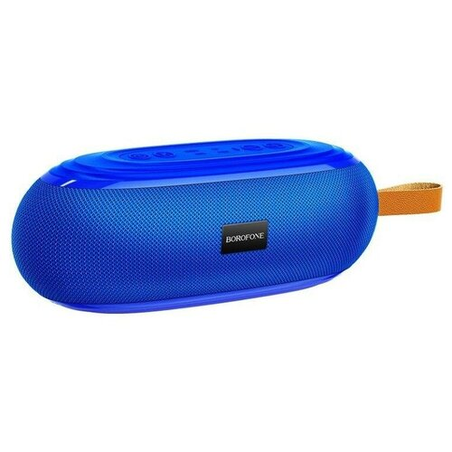 Портативная акустика BR9 Bluetooth Borofone синяя портативная акустика sven ps 68 черный